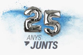 aniversari 25 anys